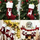 Christmas Stockings Gift Holder Christmas Tree Hanging Ornament Home Decoration