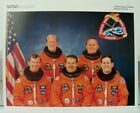 Official NASA Discovery Space Shuttle Mission STS 48 Crew 8 x 10 Photo