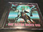 Last Descendants ‎– One Nation Under God RARE CD