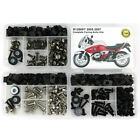 For BMW R1200ST 2005-2007 Full Cowling Fairing Bolts Kit Nuts Bodywork Screws