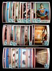 1978 TOPPS SUPERMAN MOVIE COMPLETE SET OF 77 MINT *149679