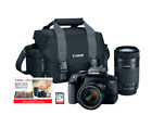 Canon EOS Rebel T2i EOS 550D 180MP Digital SLR Camera Black Kit w EF S IS