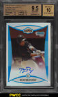 2008 Bowman Chrome Refractor Buster Posey ROOKIE RC AUTO 500 BGS 9.5 GEM (PWCC)