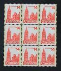 CKStamps Canada Stamps Collection Scott715iii Mint NH OG Missing Spire Middle