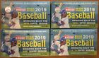 2019 TOPPS HERITAGE HIGH NUMBER FACTORY SEALED HOBBY BOX LOT OF FOUR (4)