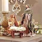 RAZ IMPORTS 135 HOLY FAMILY SET OF 3 NATIVITY SCENE