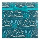Formal Script Jumbo Rolled Christmas Wrapping Paper 1 Giant Roll 23 Inches Wi