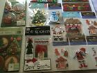 scrapbooking stickers Recollections K  Company Jolees Christmas theme 14pcs