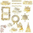Christmas Frame Lace Pattern Snowflake Hot Foil Plate Cutting Die Stencil Craft