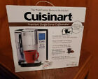 Cuisinart SS 10 Premium Single Serve Coffeemaker Silver New In Box