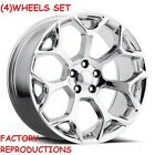 20 Chrome 2016 Chrysler 300 C SRT Wheels Fits Challenger Charger Magnum Rims