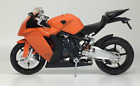 1/12 Austria KTM RC8 Alloy and Plastic Motocycle Rear Wheel W Shock Absorption