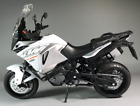 New 1/12 Scale Austria KTM 1290 S ADV Motocycle Static Display 3D Diecast Model