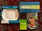 Weight Watchers Starter Kit Complete Unused Portion Contol Plates Bento Box Set
