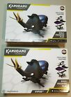 Set of 2 Kamigami Vypod Robot Drone Android iPhone Controlled Robotics Mattel