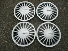 Factory 1986 to 1990 Subaru Loyale GL 13 inch hubcaps wheel covers set nice