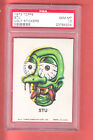 1973 TOPPS UGLY STICKERS STU PSA 10 ONE OF ONE