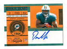 DANIEL THOMAS NFL 2011 PLAYOFF CONTENDERS AUTOGRAPHED RC ( DOLPHINS) CARD SALE