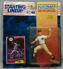 Starting Lineup 1994 Jimmy Key New York Yankees pitcher action figure in package