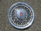 One 1980 to 1985 Oldsmobile Delta 88 15 inch wire spoke hubcap wheel cover