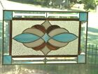 Beautiful Colors Stained glass and Beveled Panel