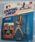 1988 Kal Daniels Cincinnati Reds Baseball Kenner Starting Lineup Figure & Card
