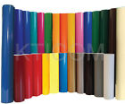 5 rolls 12 Adhesive Backed Die Cut Vinyl for all Sign  Craft Cutters 5ft Ea