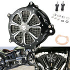Air Cleaner Kit Fit For Harley Dyna Road Street Glide Softail 1993 2015 Touring