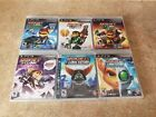 Lot of PS3 Games Ratchet  Clank Collection