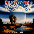 Sunroad - Flying and' Floatin Brazil Melodic Heavy / Hard Rock First Press RARE