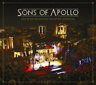 SONS OF APOLLO-LIVE WITH THE PLOVDIF...-JAPAN 3 DIGIPAK CD+DVD Ltd/Ed Q85