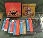 JIMI HENDRIX JAPAN MINI LP 5 CD 'AXIS BOLD AS LOVE' BOX SET 2006  UICY-93140/4