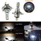 Replacement Car Motorcycle H4 9003 LED Headlight Bulb Super Bright Light 6000K