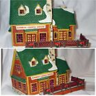 Lemax Village Collection VAIL Sunrise Coffee House Building Lighted Porcelain