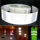 5cmx3m Reflective Safety Warning Tape Self Adhesive Film Sticker Roll Strip