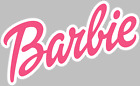 Barbie Doll Decal Sticker Choose Size 3M release LAMINATED BUY 3 GET 1 FREE