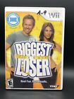 The Biggest Loser Nintendo Wii Game Exercise Weight Loss Health No Manual