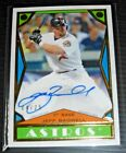 2018 TOPPS BROOKLYN COLLECTION JEFF BAGWELL AUTO #D 4 25 SIGNED AUTOGRAPH