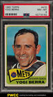 Celebrate the Life of Yogi Berra with His Top Baseball Cards 20