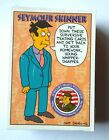 1994 SkyBox Simpsons Series II Trading Cards 12