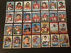1971 Topps Football Cards 13