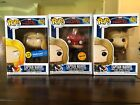 Funko Pop! Captain Marvel Set Of 3, (Chase), (Walmart Exclusive)