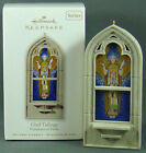 New Glad Tidings Windows of Faith Magic Light First in Series Christmas Ornament