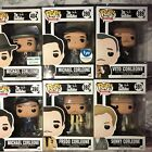 *Vaulted* Full Funko Pop Set: The Godfather, With Exclusives, Boxes And Stickers