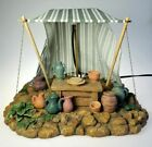 FONTANINI HEIRLOOM NATIVITY SERIES FOR 5 FIGURES THE POTTERY STAND