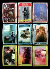 1980 TOPPS STAR WARS THE EMPIRE STRIKES BACK PARTIAL SET 300 352 MINT *178792