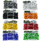 Full Fairing Bolts Kit Fastener Nuts For Honda CB250F/Hornet250 CB600F Hornet599