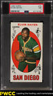 1969 Topps Basketball Elvin Hayes ROOKIE RC #75 PSA 7 NRMT (PWCC)