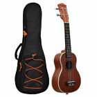 21 23 26 30 Inch Ukulele Mini Guitar Bag Carry Cases Padded Straps Backpack