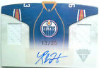 Ryan Nugent-Hopkins Rookie Cards and Autograph Memorabilia Guide 33